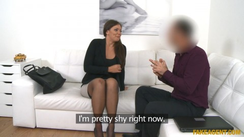 Mature women on casting couch