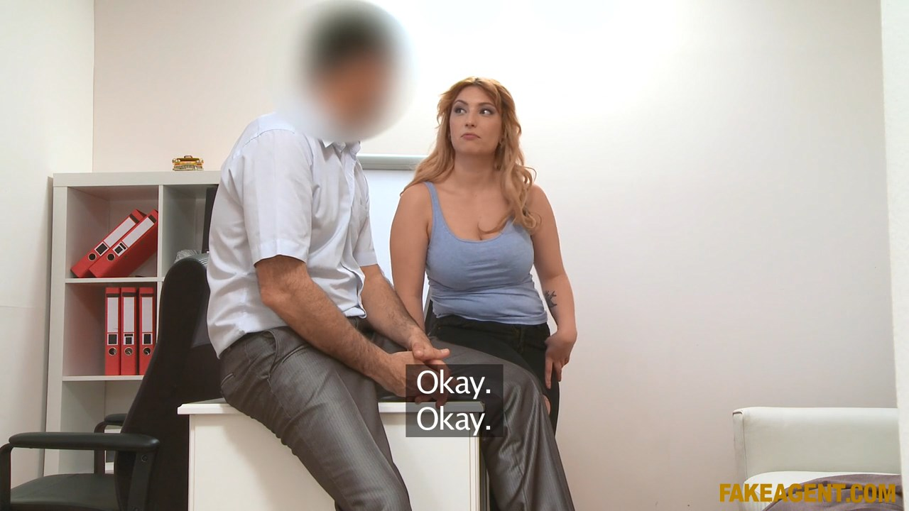 fake agent - casting couch sex